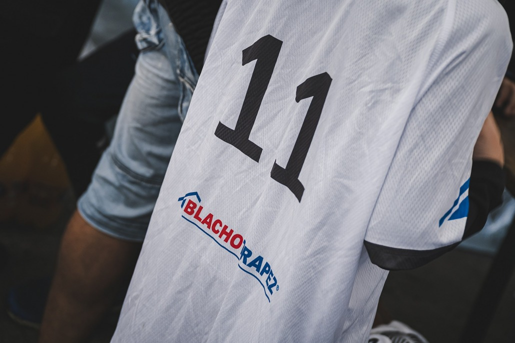 futbalový dres blachotrapez